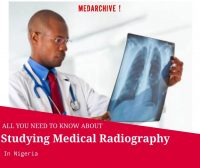 Studying Medical Radiography in Nigeria