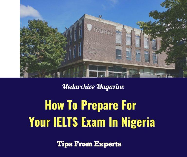 ielts exam in nigeria